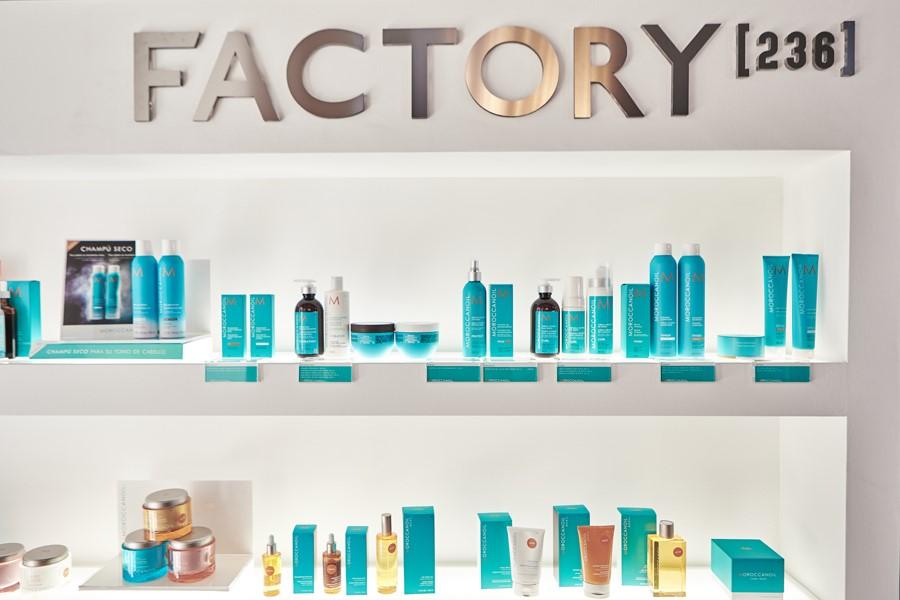 El Dry Shampoo en Factory236