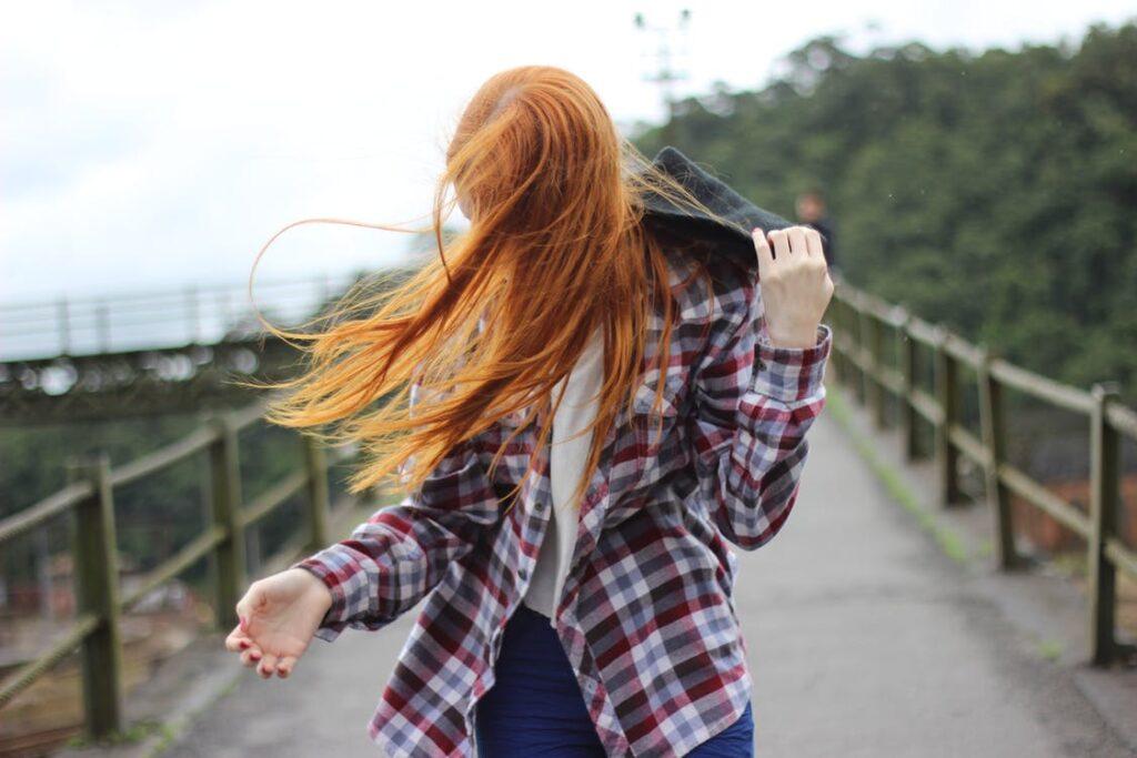 pelo en verano rojo factory 236