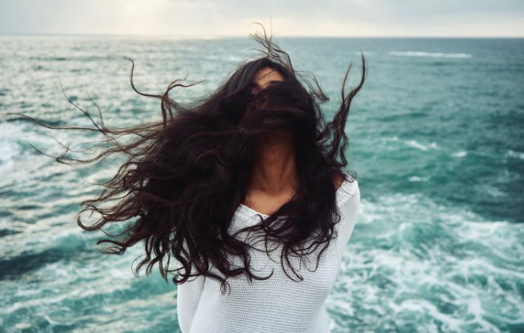 El cabello después de verano, reparaciones, cuidados by Factory 236
